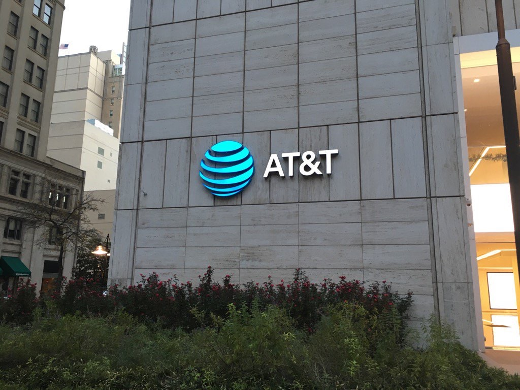 AT&T user location data