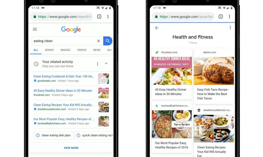 Google Introduces Previous Search Activity Cards, making It a Cinch to Quickly Find Prior Queries