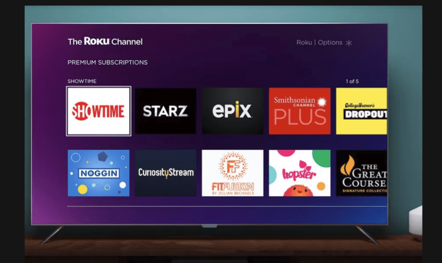 Streamers can Now Subscribe to Premium Content and Watch it All through the Roku Channel