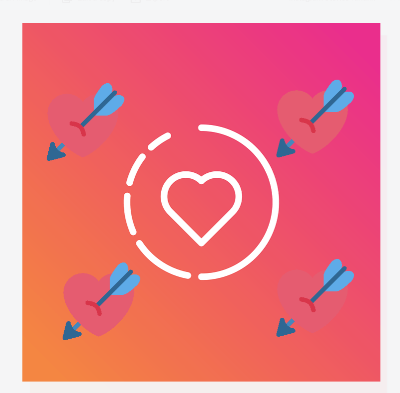 Instagram Story fundraising stickers