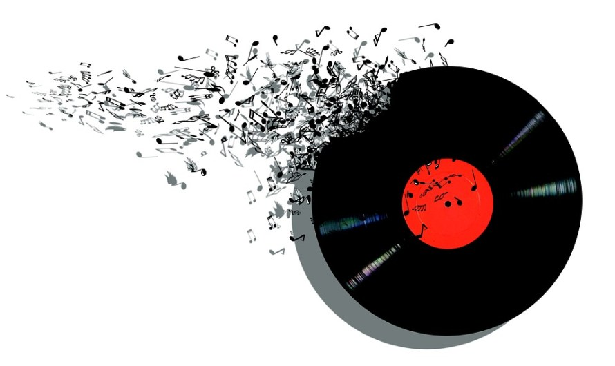 Music Streaming Services are Killing Digital Download Sales but Vinyl and CDs still Outpaced Them