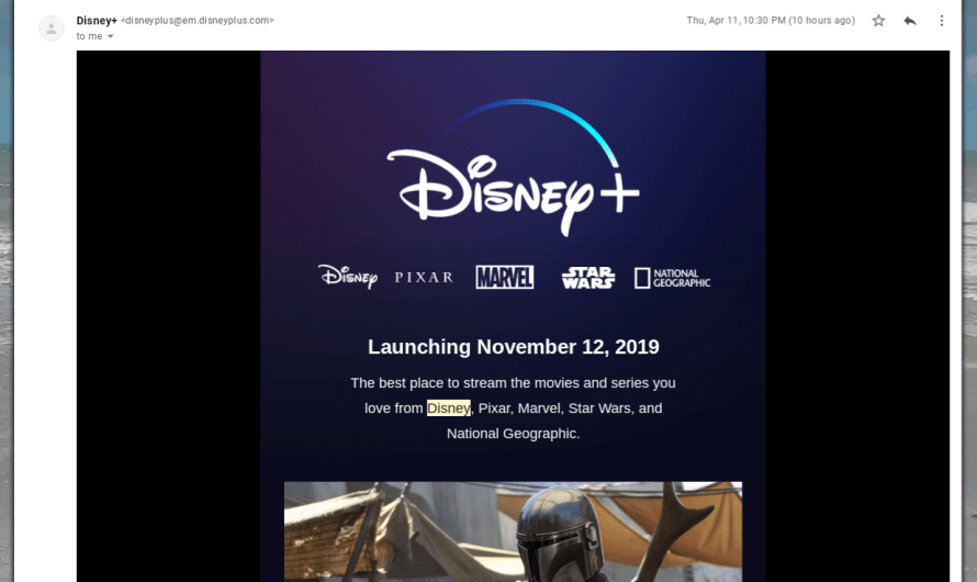 Disney Plus Subscription Cost, Content Library Details Revealed