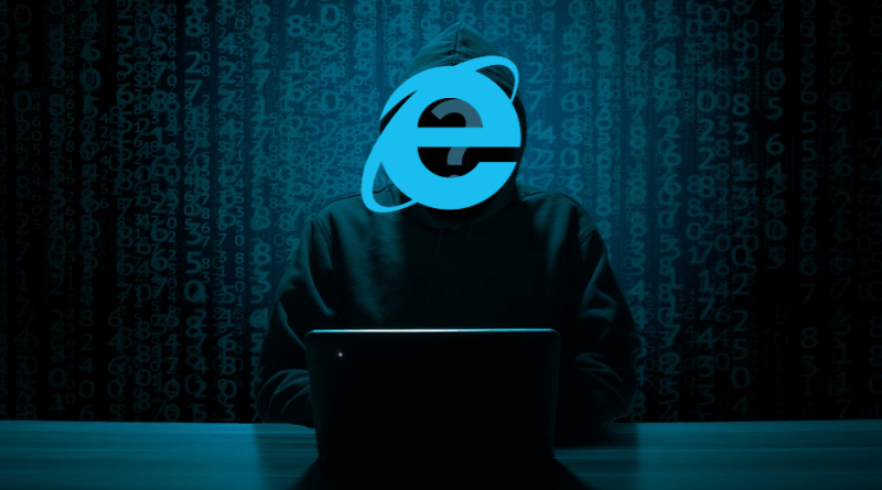 open Internet Explorer security flaw