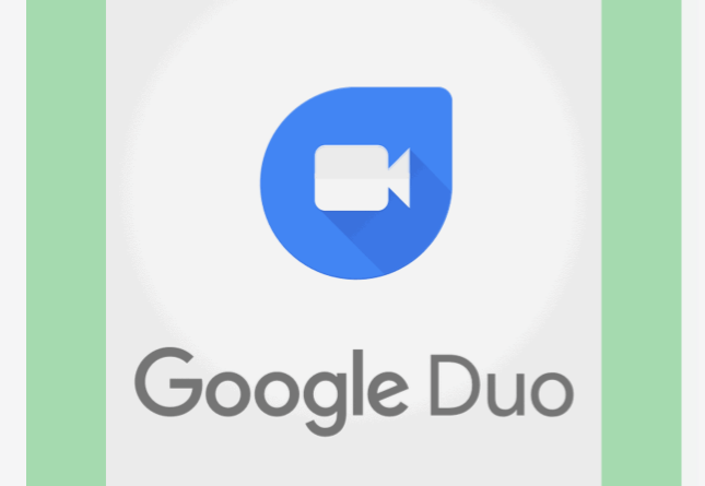 Google Duo ephemeral photo sharing