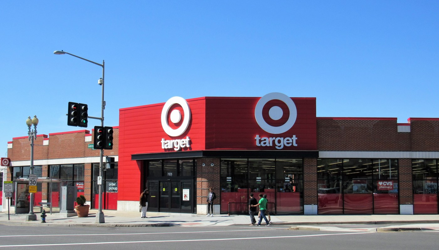 Target same-day delivery