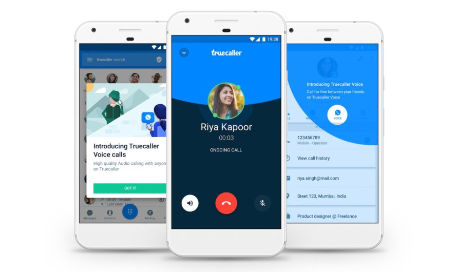 Truecaller Introduces Free Voice Calling for Android