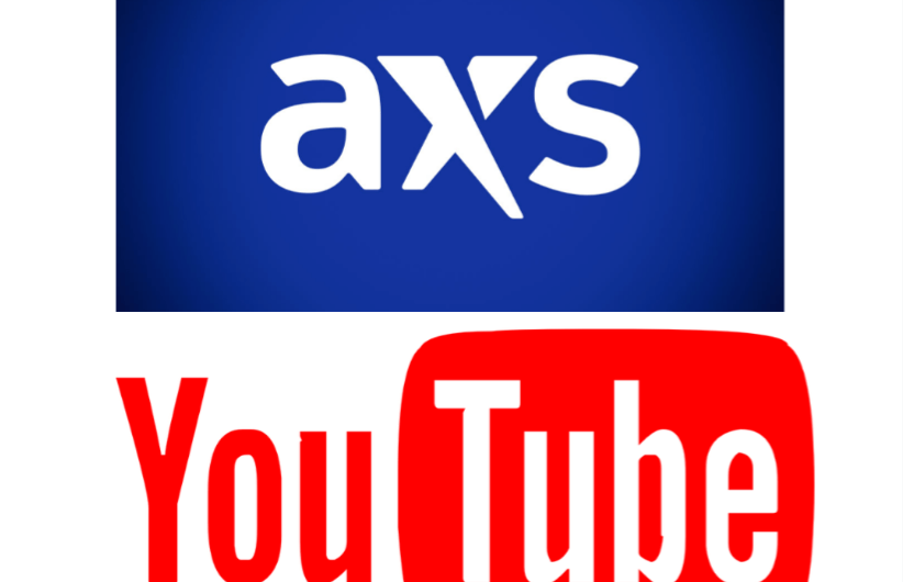 YouTube Official Artist Channels Now Offer Concert Tickets through AXS