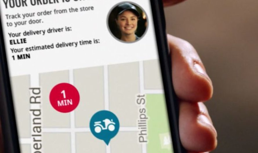 Popular Pizza Chain will Let Customers Track Deliveries via GPS by the End of the Year