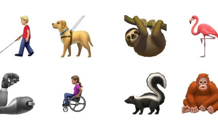 new 2019 Android and iOS emoji