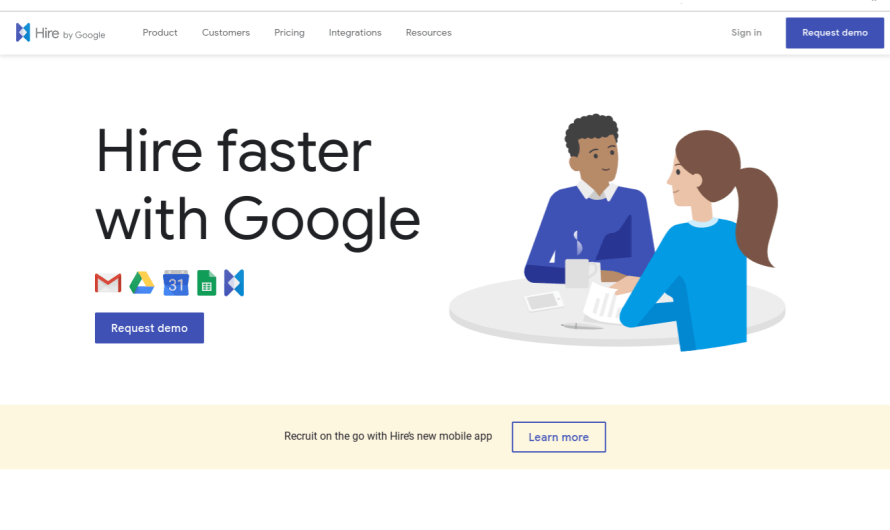 Google will Shut Down its LinkedIn Competitor, Hire, in 2020