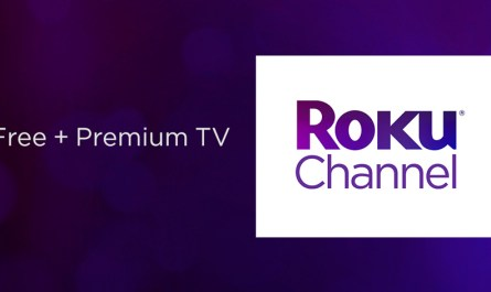 Roku Channel kids and family section