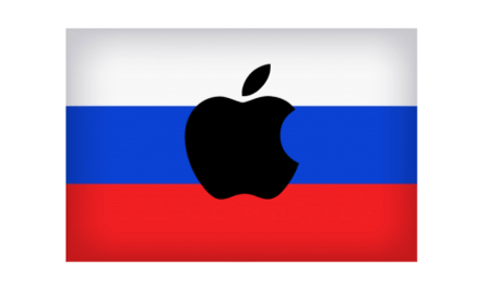 Russian government opens Apple antitrust probe