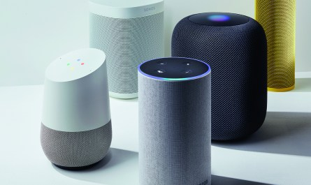 smart speaker sales rise