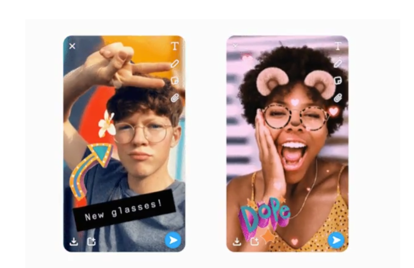 Snapchat Adds a 3D Camera Option for Selfies