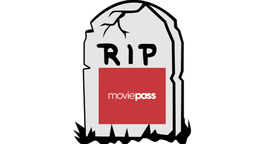 MoviePass Officially Died this Weekend and Its Customers didn't Even Notice