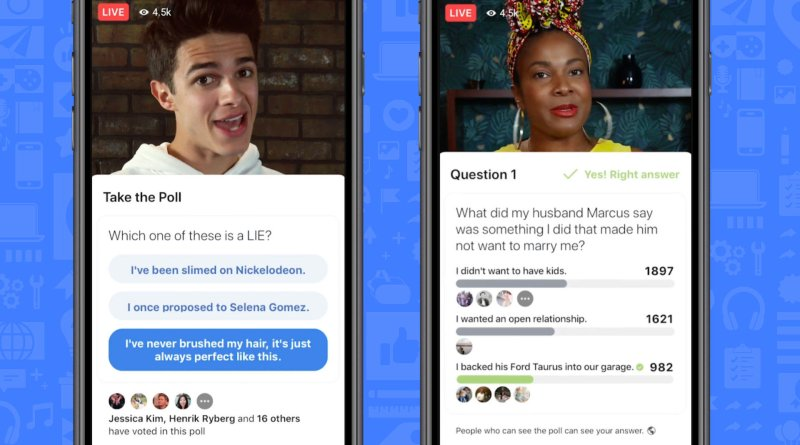 Facebook Confetti trivia game show shuts down