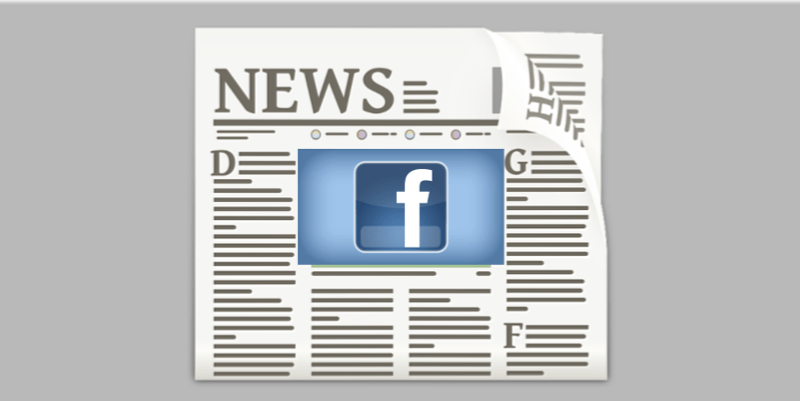 Facebook will Probably Reveal its Dedicated News Tab this Week