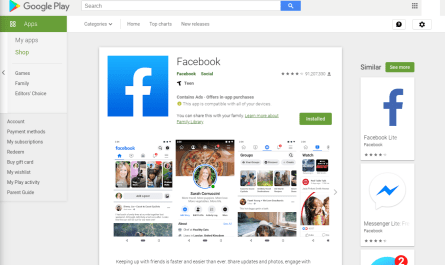 Facebook surpasses 5 billion Android installs