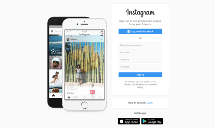 Instagram desktop Direct Messages