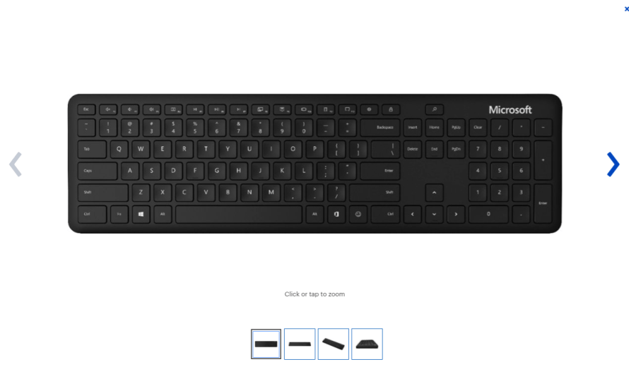 Microsoft Quietly Adds Office and Emoji Keys to its Newest Keyboards