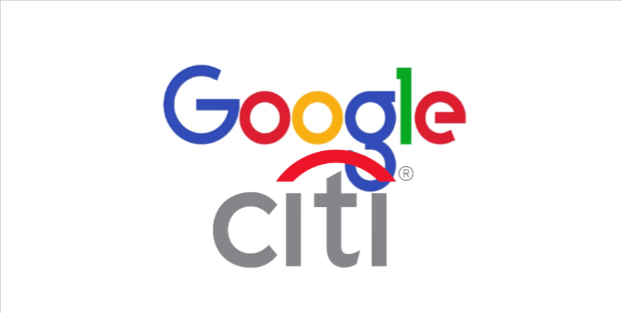 "Google Working on Project ""Cache,"" a Program to Offer Checking Accounts through Citigroup Next Year"