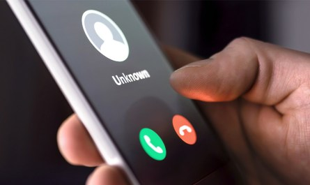 how many robocalls go out per month