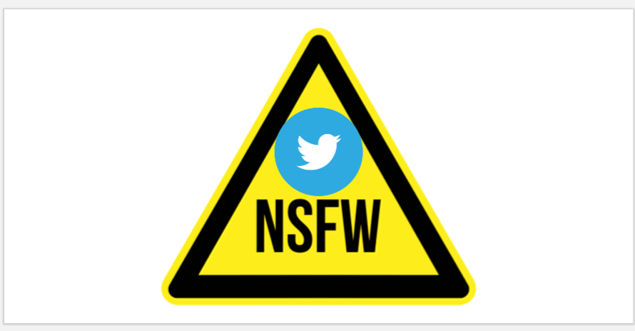 Twitter will Reveal New Anti-NSFW Guidelines Soon and Enforce them Starting January 1st, 2020