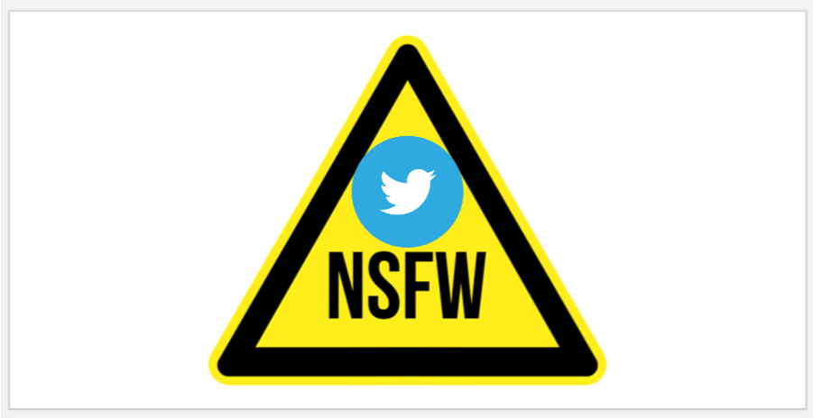 new Twitter anti-NSFW guidelines
