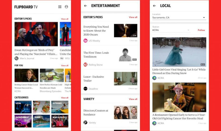 Flipboard Reveals a $3 Monthly Video News Subscription Service to Debut on March 6th Exclusively on Samsung Galaxy S20 Phones