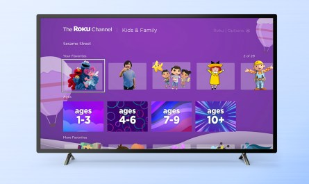 the Roku Channel expands its Kids and Family section