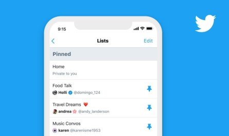 Android Twitter App Now Supports Multiple Lists to Swipe Between