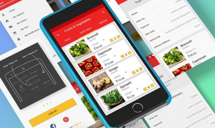 Growing Coronavirus Outbreak Causing Record-Level Grocery Delivery App Downloads