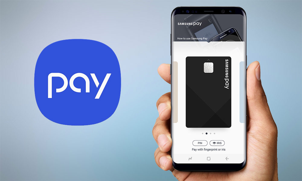 Samsung Pay Dark Mode Spotted by Some Users before Wide Rollout