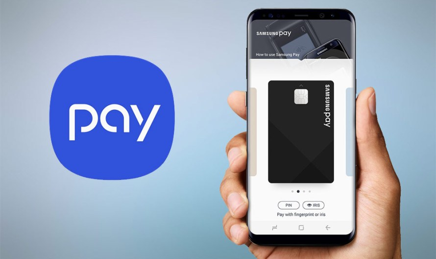 Samsung Pay Certainly Looks Like its About to Get a Dark Theme as Some Users Start to See It