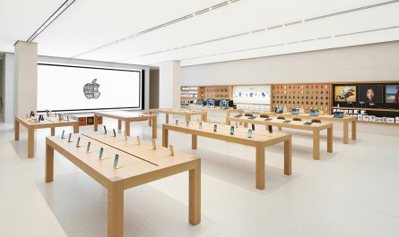 Apple Reopening About 100 Retail Stores this Week