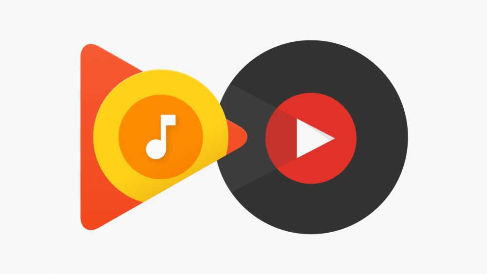 transfer Google Play Music content to YouTube Music option debuts
