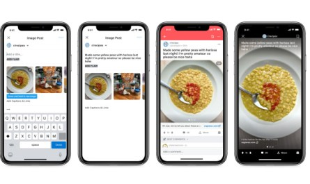 Reddit introduces native image gallery support