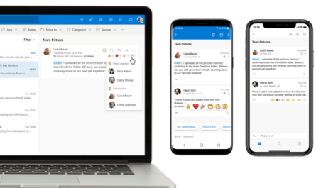 Outlook for Android and iOS Gaining Improved Voice Controls