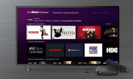 Roku Channel Added Five New Premium Subscription Services