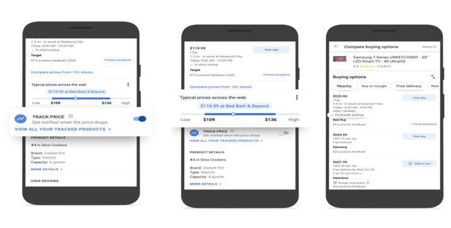 Google Adds These Very-Helpful New Tools to its Shopping Platform Shoppers will Love