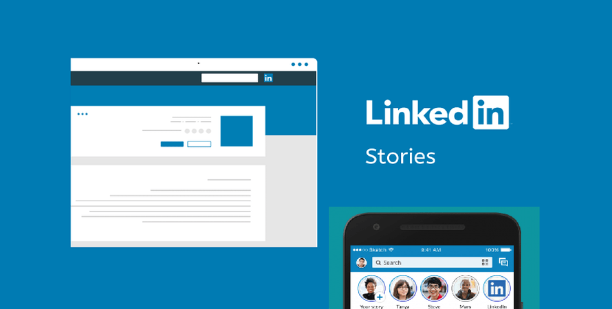 LinkedIn Stories (Yes, that's Correct, LinkedIn Stories), goes Live in the UK for its 27 Million Members
