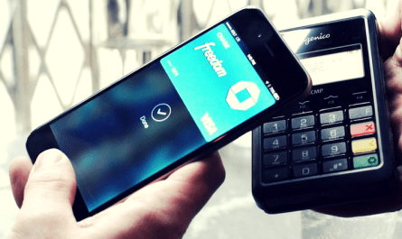 Contactless Mobile POS to Account for Nearly Half of Digital Payments by 2024