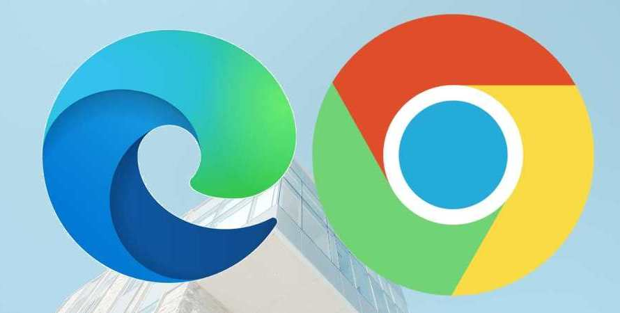 Microsoft Edge Gains a Larger Market Share but Google Chrome Continues to Dominate