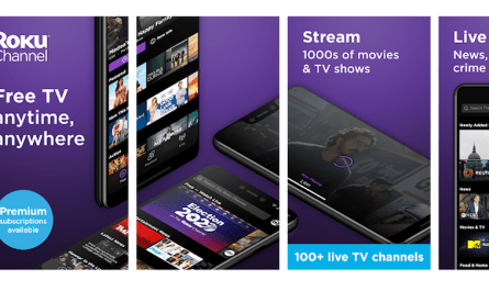 Roku Debuts its New Roku Channel Mobile App for Android and iOS