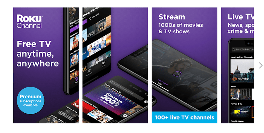 Roku Releases a New Mobile App Featuring its Own Channel