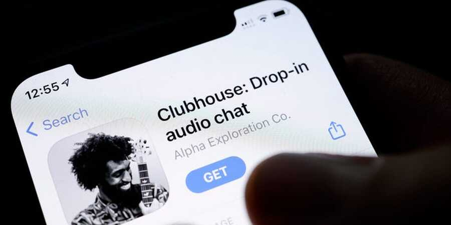 Fake Clubhouse Trojan Program Disguised as an Android App on Malicious Site