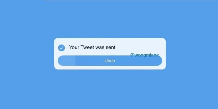 Possible Twitter 'Undo Send' Option Under Development