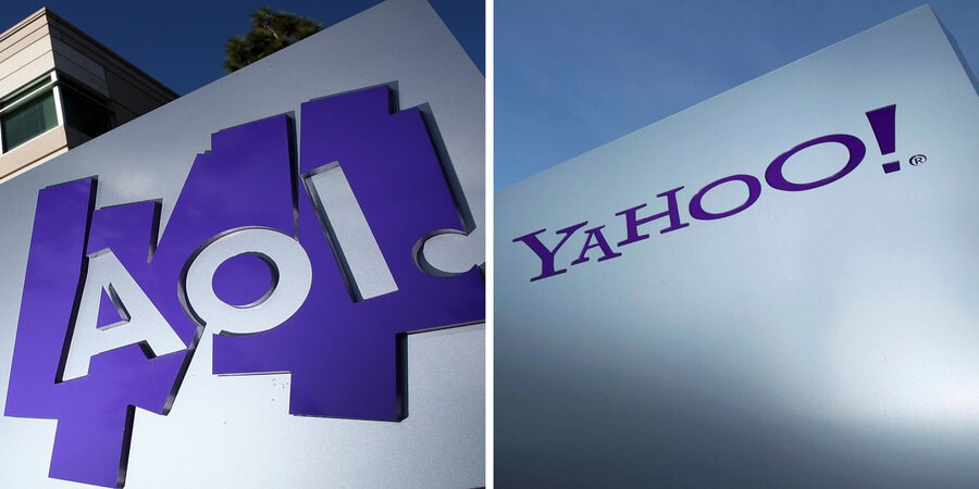 Verizon Sells AOL and Yahoo for $5 Billion after Paying $9 Billion for Both Companies