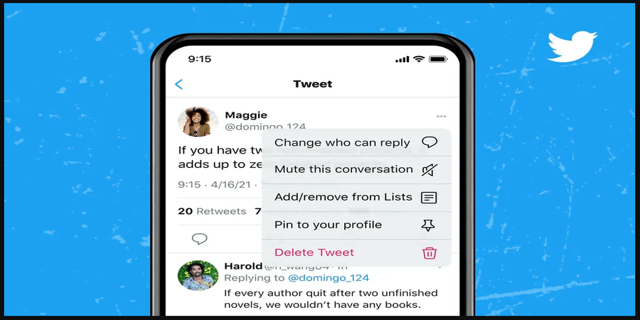 New Twitter Settings Allow Users to Change Who can Reply After Tweets are Posted