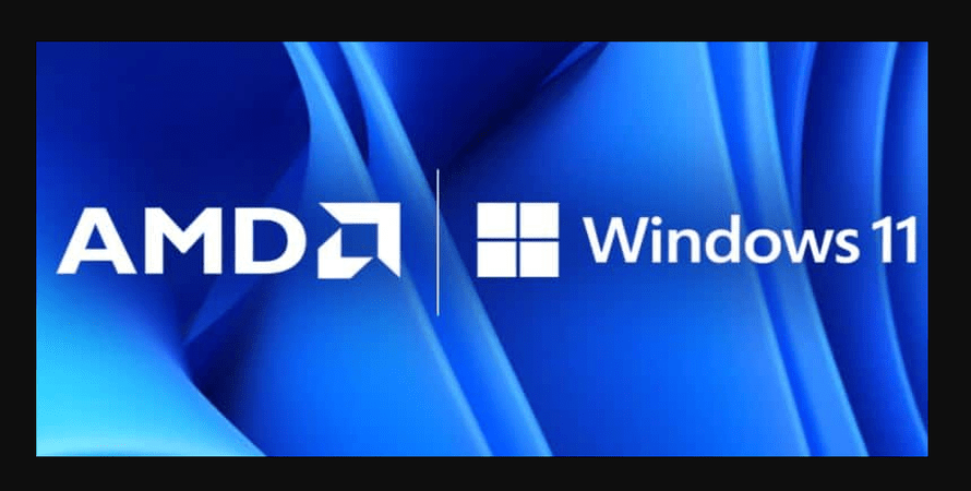 Microsoft's First Update to Windows 11 Triggers AMD CPU Performance Issues